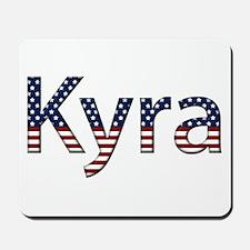 Kyra Stars and Stripes Mousepad