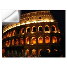 colosseum Wall Decal