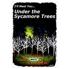 Under the Sycamore Trees Poster
