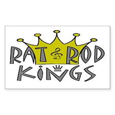 Rat Rod Kings Decal