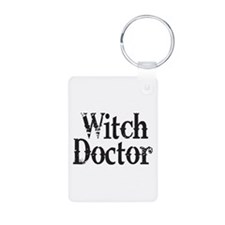 Witch Doctor Keychains