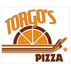 Torgo's Pizza Poster