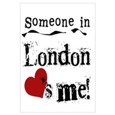 Someone in London