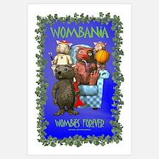 "Wombania 11"" x 17"""