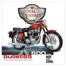 Style With Stamina Bullet 65 Poster
