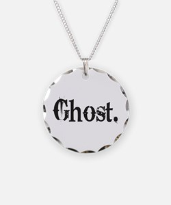Grunge Ghost Necklace