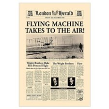 Wright Bros. Headline
