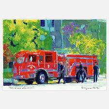 Firetruck by RD Riccoboni