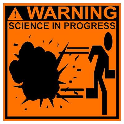 SCIENCE IN PROGRESS Poster