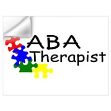 ABA Therapist Wall Decal