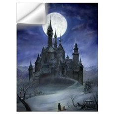 Gothic Castle Wall Decal