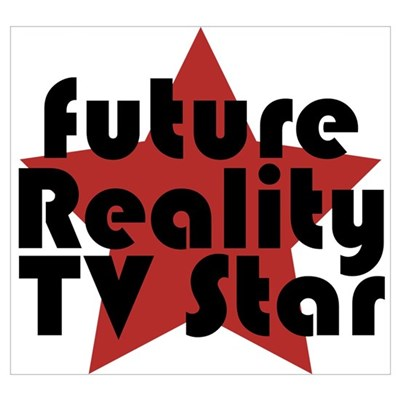Future Reality TV Star Poster