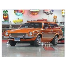 1973 Ford Pinto Poster