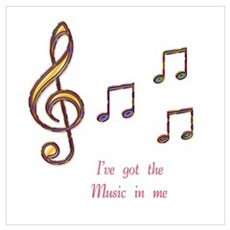 Music In Me Poster