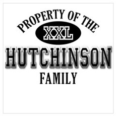 HUTCHINSON FAMILY Framed Print