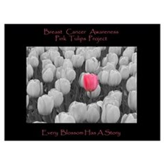 Every Blossom Has A Story-Pin Canvas Art