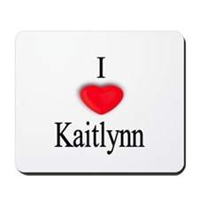 Kaitlynn Mousepad