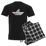 Shark! Men's Dark Pajamas