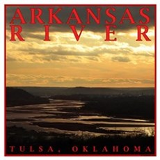 Arkansas River Photo Poster
