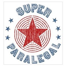 Super Paralegal Poster
