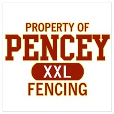 Property of Pencey Poster