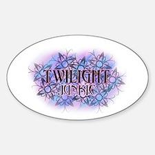 Twilight Junkie Decal