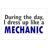Auto mechanic Posters