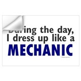 Auto mechanic Wall Decals