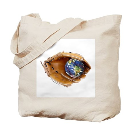 Earthball Tote Bag