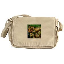 The Tommy Puke Collection Messenger Bag