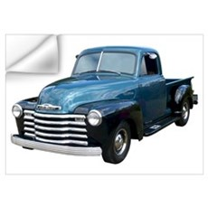 53 Chevrolet Pickup Truck Wall Decal