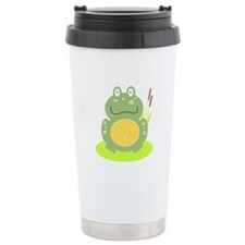 Freddy the Frog Travel Mug