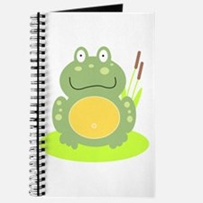 Freddy the Frog Journal