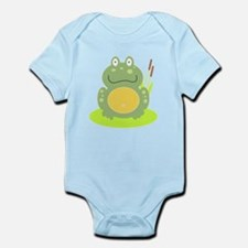 Freddy the Frog Infant Bodysuit