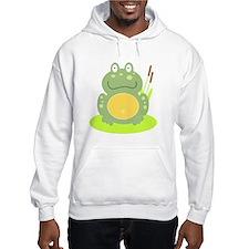 Freddy the Frog Hoodie Sweatshirt