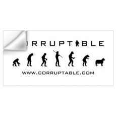 Corruptable Wall Decal
