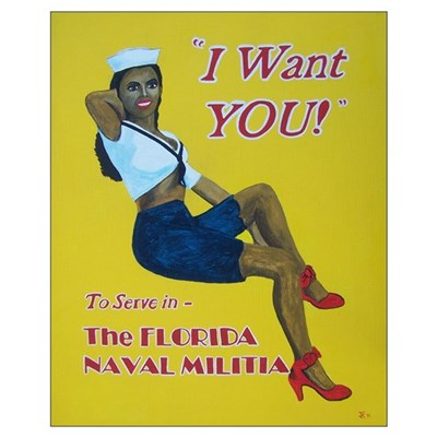 I Want You! Poster