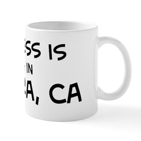Happiness is Ventura Mug