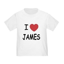 I heart James T