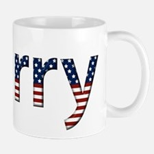 Larry Stars and Stripes Mug