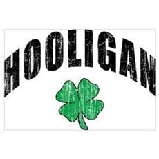 Irish Hooligan Poster