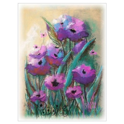 POPPY GIFTS Canvas Art