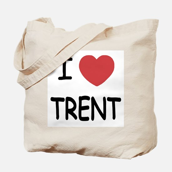 I heart Trent Tote Bag