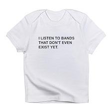 Bands Don't Exist Infant T-Shirt