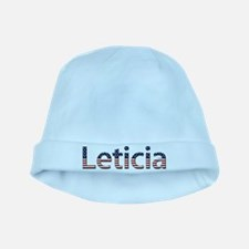 Leticia Stars and Stripes baby hat