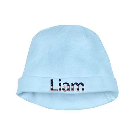 Liam Stars and Stripes baby hat