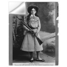 Annie Oakley Wall Decal