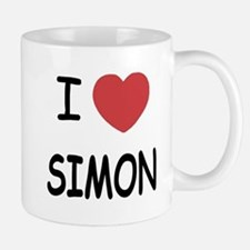 I heart Simon Mug
