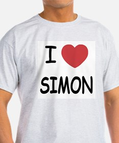 I heart Simon T-Shirt