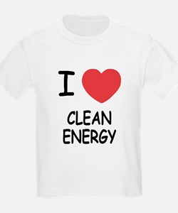 I heart clean energy T-Shirt